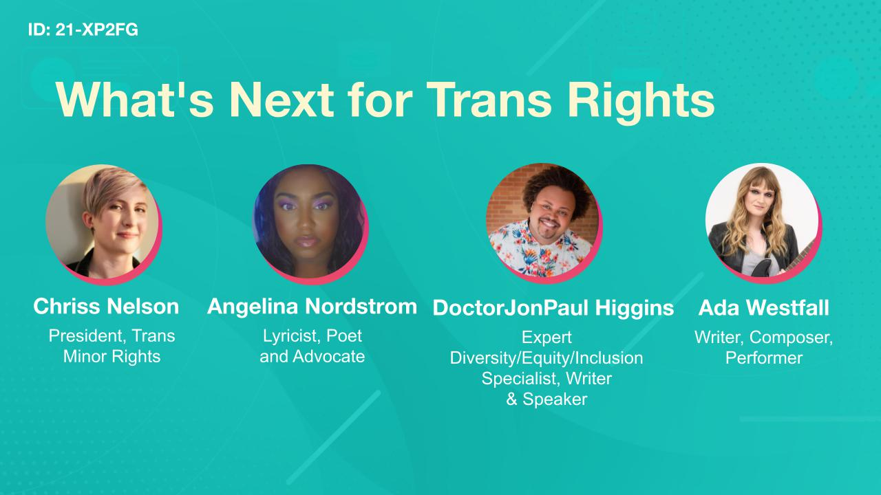 What's Next for Trans Rights