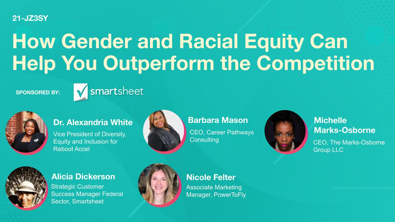 How Gender and Racial Equity Can Help You Outperform the Competition