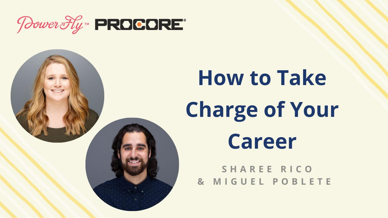 How to Take Charge of Your Career