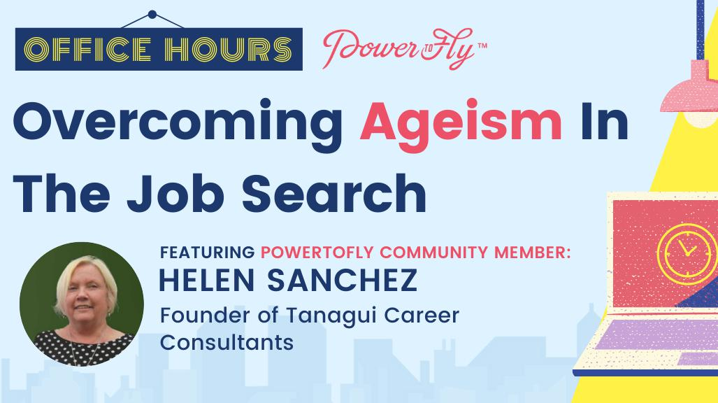 OFFICE HOURS: Overcoming Ageism in the Job Search