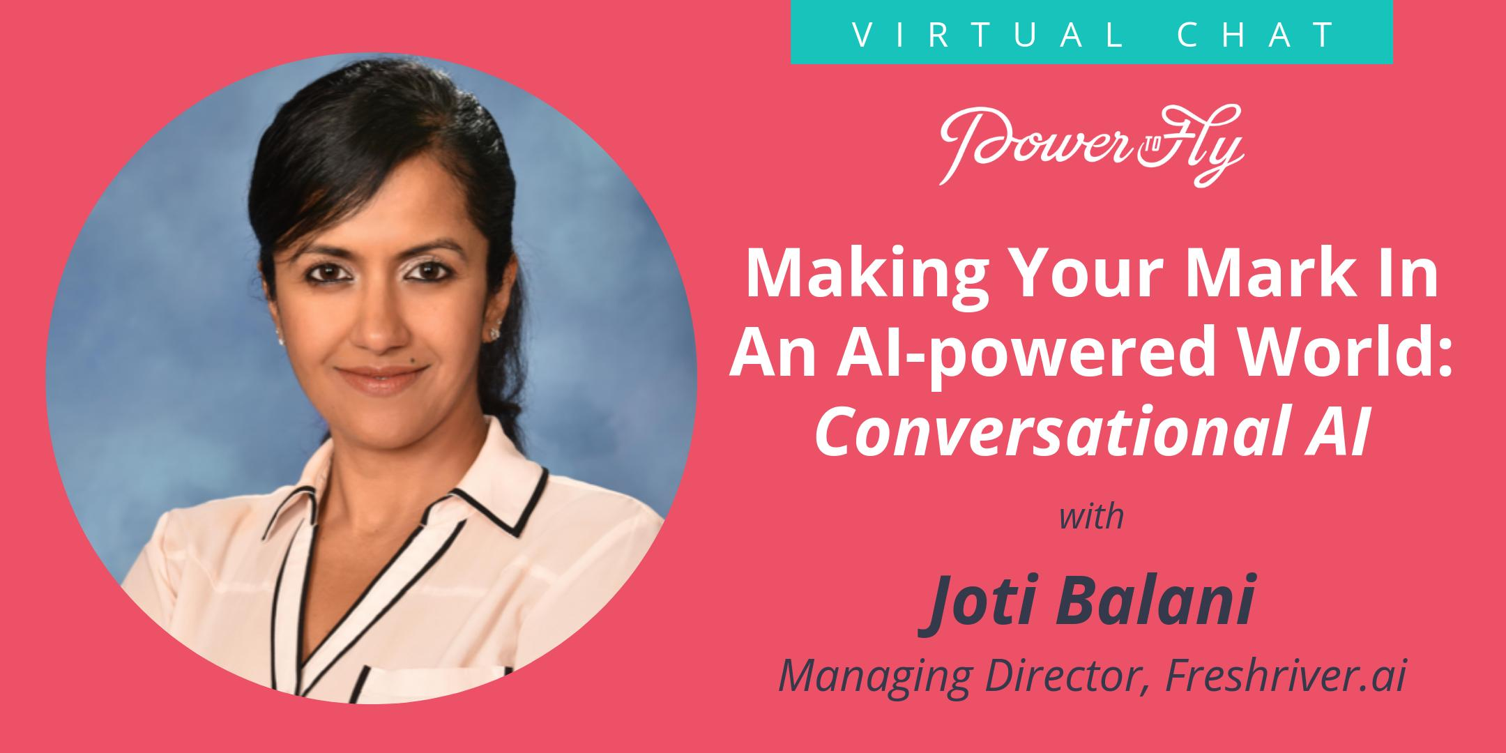 Making Your Mark In An AI-powered World: Conversational AI