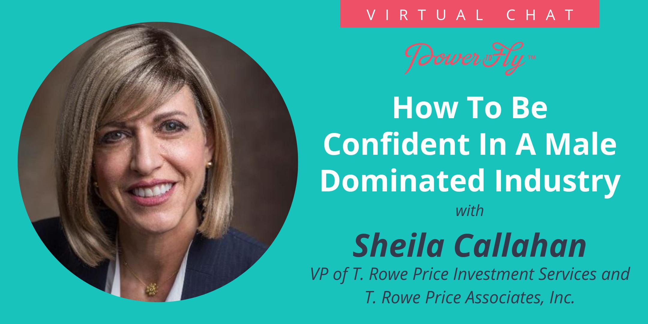 How To Be Confident In A Male Dominated Industry
