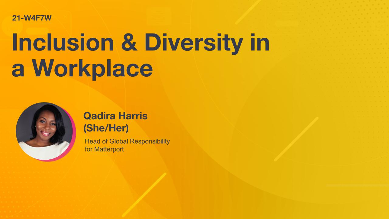 Inclusion & Diversity in a Workplace