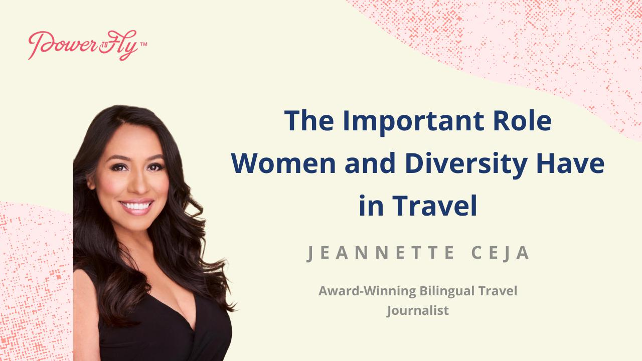 The Important Role Women and Diversity Have in Travel