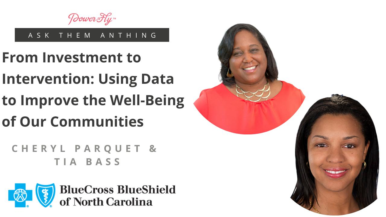 From Investment to Intervention: Using Data to Improve the Well-Being of Our Communities